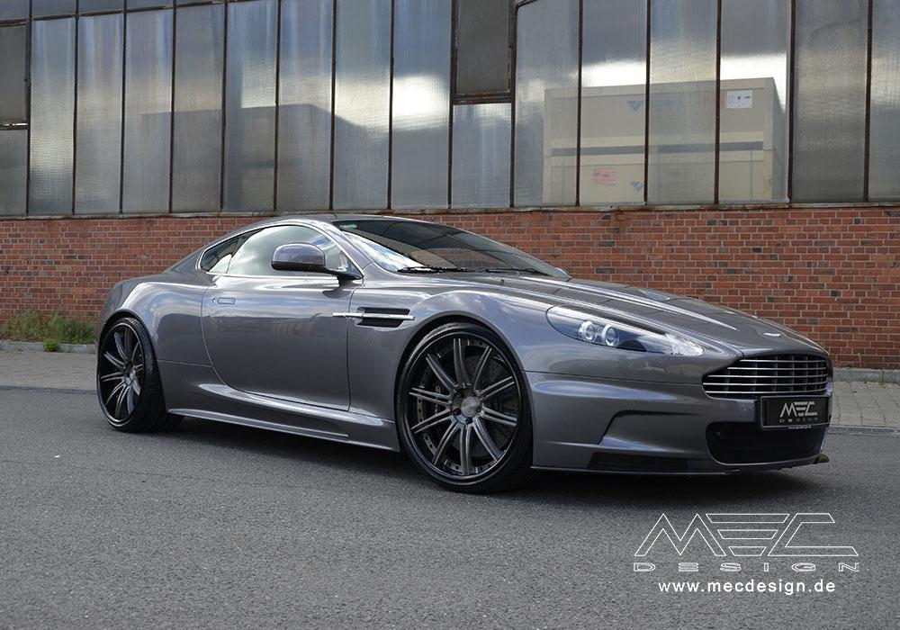 Aston Martin Dbs >> DBS Sports Suspension - MEC Design