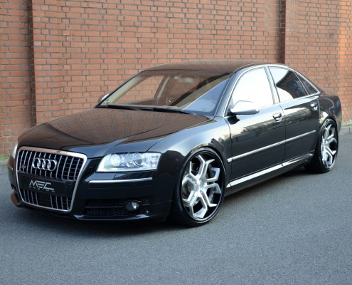 Audi S8 wheels from the meCCon Serie, Type CC5 10x22