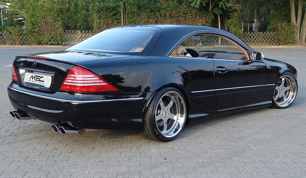 Mercedes Sls Amg Gt >> CL500 mit mecxtreme2 3 tlg. Felgen - MEC Design