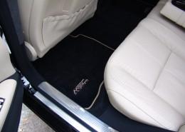 R231 SL Roadster Mercedes Tuning AMG Interieur Carbon Leder