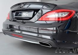 C218 X218 CLS Shooting Brake Mercedes Tuning AMG Bodykit Felgen Auspuff Spurverbreiterung Carbon