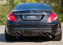 C216 W216 CL Mercedes Tuning AMG Bodykit Wheels Exhaust Spacer Carbon