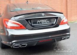 C218 X218 CLS Shooting Brake Mercedes Tuning AMG Bodykit Wheels Exhaust Spacer Carbon