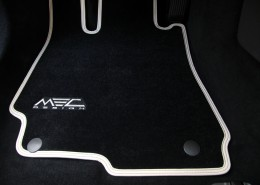 R231 SL Roadster Mercedes Tuning AMG Interior Carbon Leather
