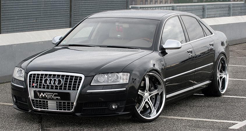 "Audi S8 mecxtreme3 22"" 3piece wheels, 10,5+11,5x22"