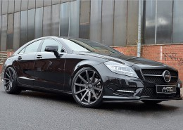 CLS500 with 1pc wheels