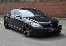 S500 with the meCCon CC3 wheels