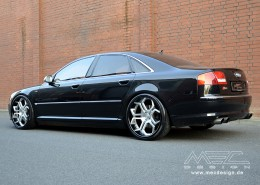 MEC Design Audi S8 wheels from the meCCon Serie, Type CC5 10x22
