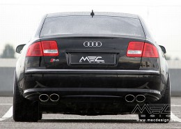 """MEC Design Audi S8 with mecxtreme3 22"""" 3piece wheels"""
