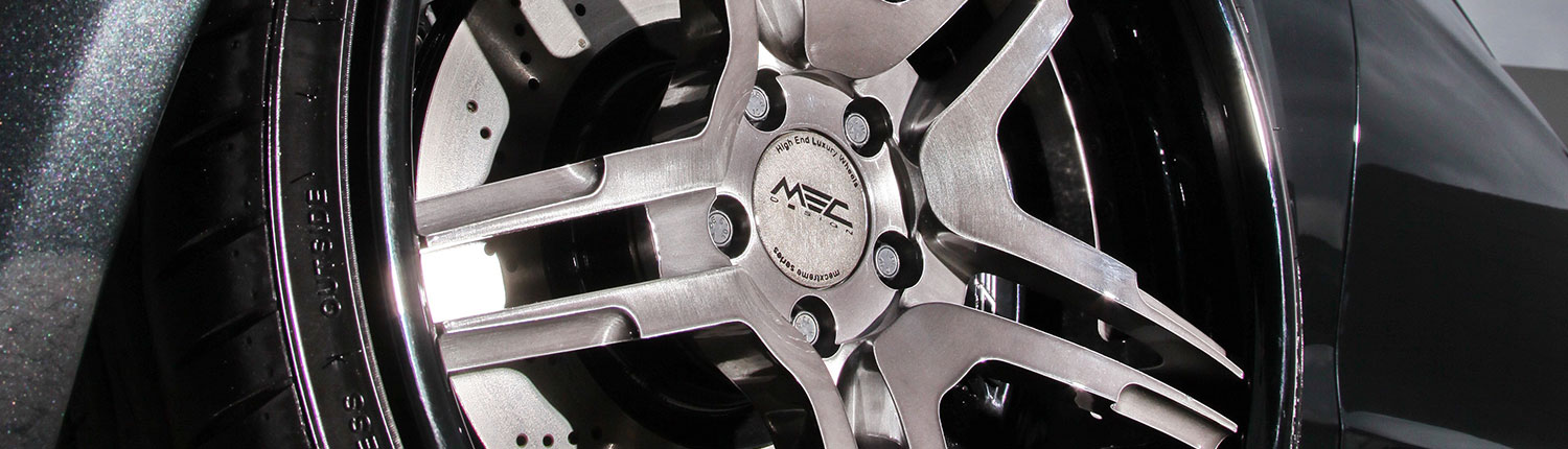 MEC Design forged and alloy wheels