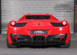 Ferrari 458 Italia from MEC Design