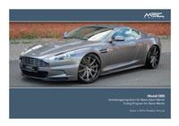Aston Martin Pricelist