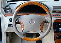 MEC Design W220 S Class Interior