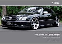 MEC Design W215 CL Class Pricelist