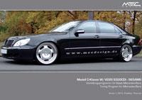 MEC Design W220 S class Pricelist