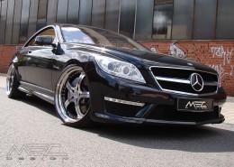 MEC Design wheels mecxtremeIII, Satin Black edition 10+11,5x22