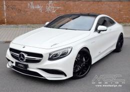 C217 A217 S Coupé S63 S65 Mercedes Tuning AMG Bodykit Felgen Auspuff Spurverbreiterung Carbon