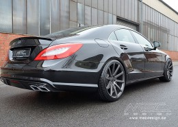 C218 X218 CLS Shooting Brake Mercedes Tuning AMG Bodykit Wheels Exhaust Spacer Carbon