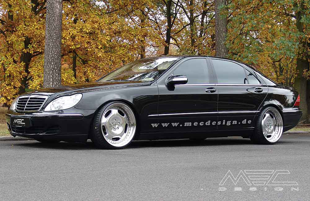 S500 With Mecxtreme1 3 Piece Wheels Mec Design