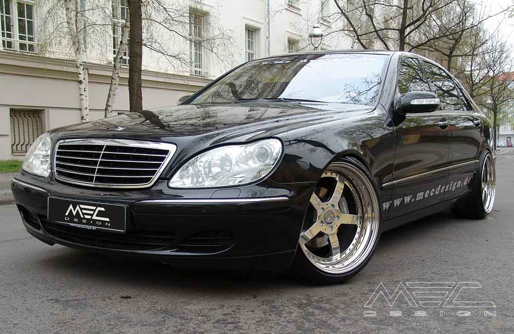 S500 With Mecxtreme2 3 Piece Wheels Mec Design