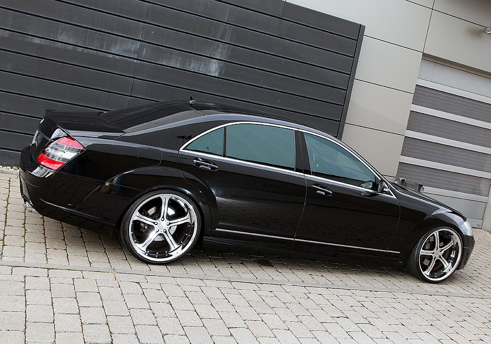 S550 With Mecxtreme3 3 Piece Wheels Mec Design