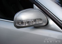 MEC Design W220 S Class Mirror-Indicator Upgrade on Facelift on 2003 year