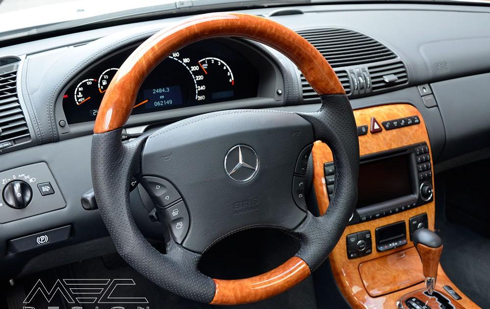 Dles Interieur Fr Ihren Mercedes Benz C215