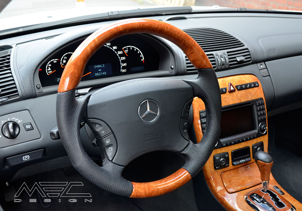 noble interior for your mercedes benz c215w215 c215 cl mercedes tuning amg interior carbon leather