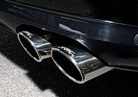 MEC Design with Audi S8 Exhaust System