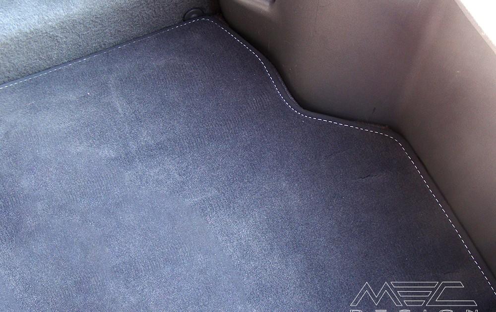 MEC Design boot floor mat in precious velours, 1 Piece