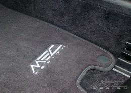MEC Design floor mats in precious velours, 2 Pieces