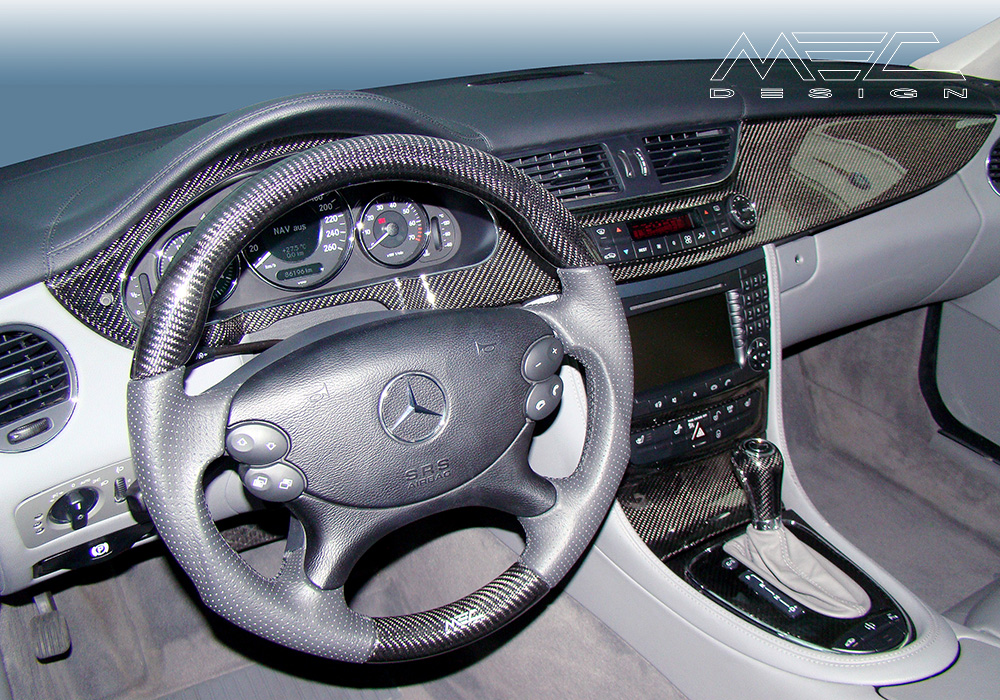 Noble Interior For Your Mercedes Benz W219