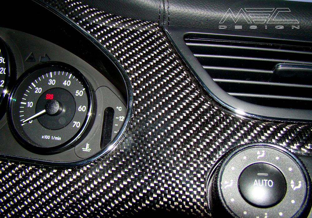 Mercedes Benz Logo >> Edles Interieur für Ihren Mercedes Benz W219