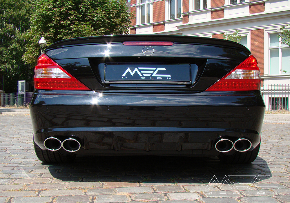 powerful exhaust systems for your mercedes benz r230