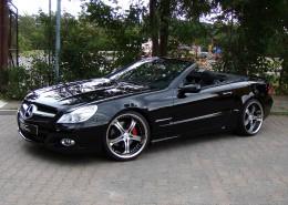 MEC Design mecIII 1-piece wheel Satin & Black Edition, 9+10,5x20 245+285 25+25mm spacers