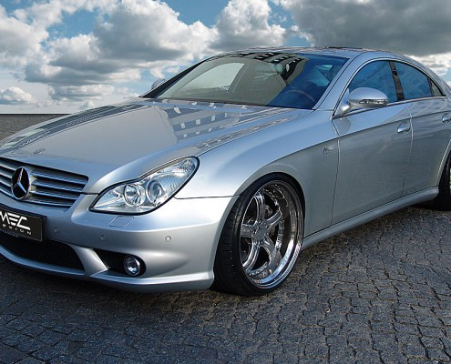 CLS350 with mecxtreme3 wheels