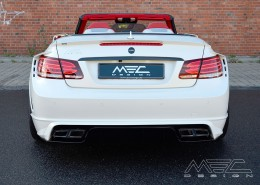 C207 A207 Mercedes Tuning AMG Bodykit Wheels Exhaust Spacer Carbon