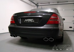 W211 S211 E Class Mercedes Tuning AMG Bodykit Wheels Exhaust Spacer Carbon