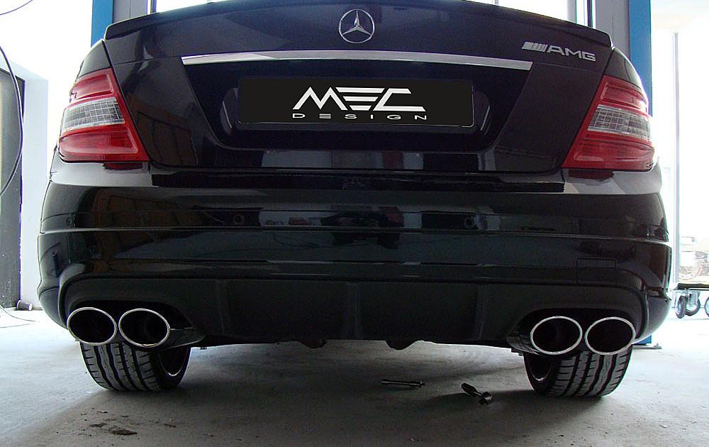 Mercedes Benz C-Klasse S204 204 3D CARBON SCHWARZ ZIERLEISTEN FOLIEN SET