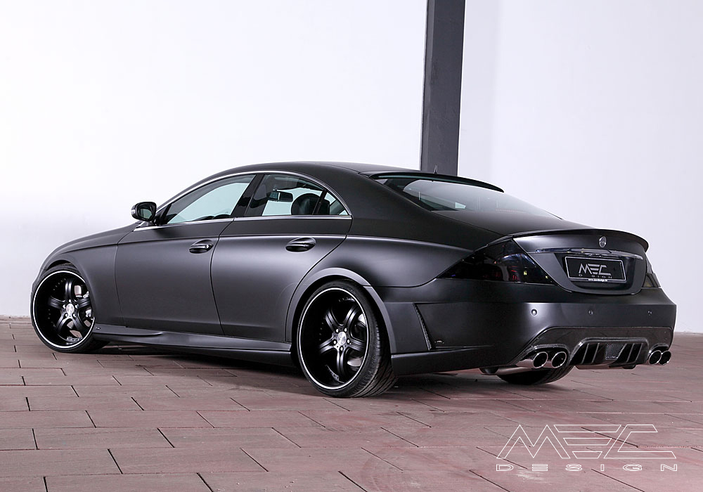 Cls500 With Bodykit And Mecxtreme3 1 Piece Wheels Mec Design