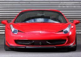 """MEC Design Ferrari 458 complete Bodykit """"Scossa Rossa"""""""