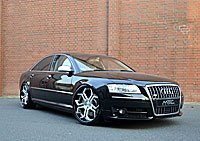 MEC Design with Audi S8 Photo Gallery