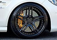 W212 S212 E-Klasse Mercedes Tuning AMG Bodykit Felgen Auspuff Spurverbreiterung Carbon