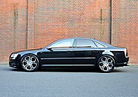 MEC Design with Audi S8 Lowering