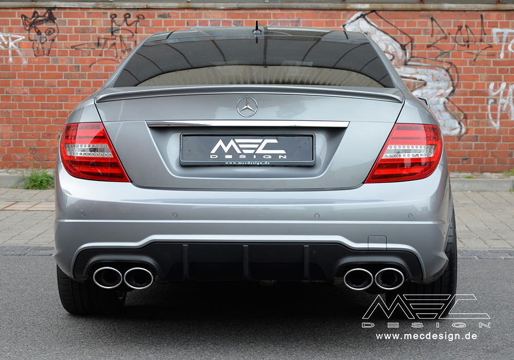 high level bodykits for your mercedes benz w204. Black Bedroom Furniture Sets. Home Design Ideas