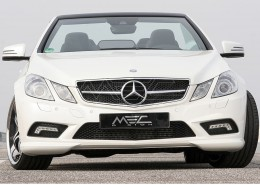 E350CDI with mecxtremeIII 1pc. Wheel Satin Black Edition and Exhaust