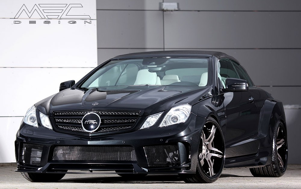 High Level Bodykits for your Mercedes Benz C207 / A207