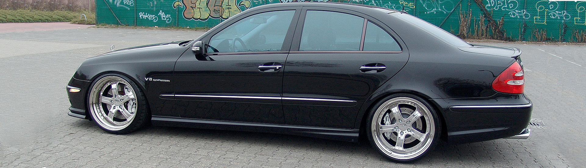 Mec Design Tuning And Modification For Your Mercedes W211