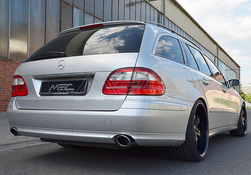 Mercedes  C Amg Exhaust