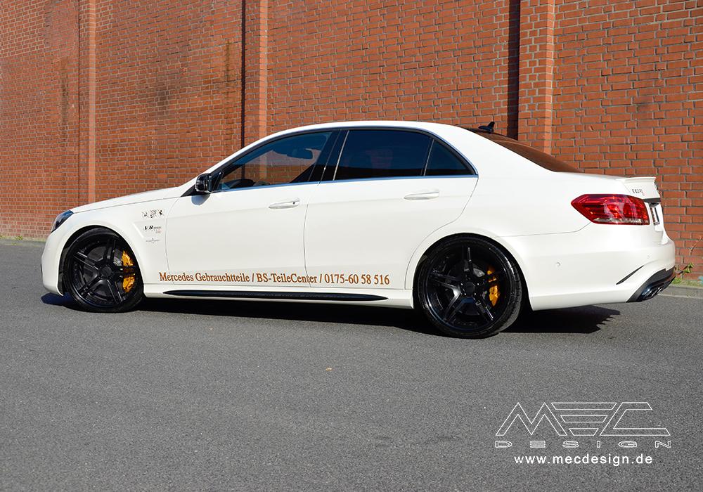 Sls Black Series >> E63 AMG with CCd5 wheels - MEC Design